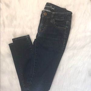 American Eagle Super Stretch Jegging 0